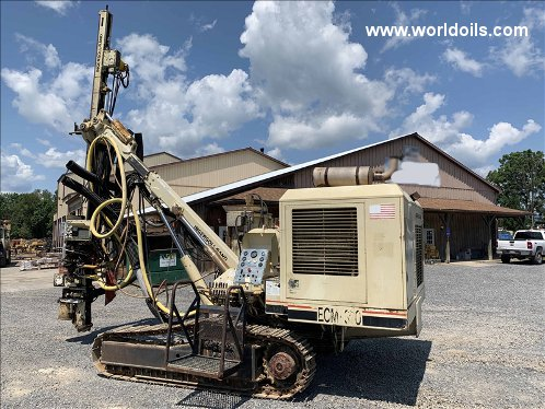 Ingersoll-Rand ECM 370 Crawler Drilling Rig - For Sale