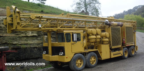 Ingersoll-Rand RD10 Rig Package for Sale