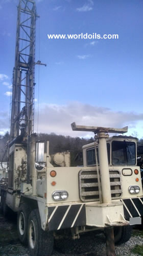 Ingersoll-Rand RD20 II Drill Rig for Sale