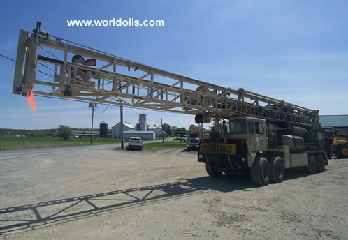 Ingersoll-Rand RD20 Range III Drill Rig - 2002 built - for Sale