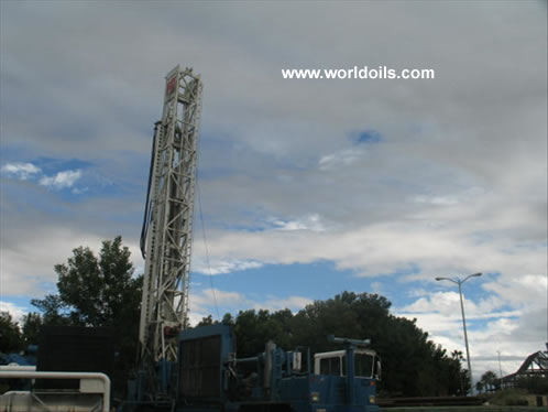 Ingersoll-Rand RD20 Range II Rotary Drill Rig for Sale