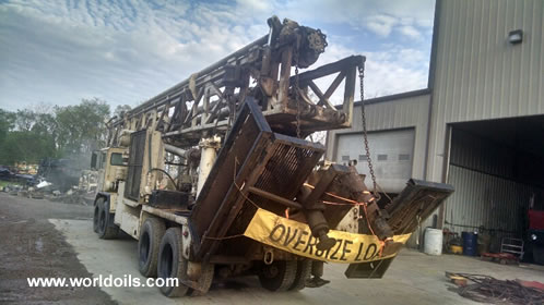 Ingersoll-Rand RD20 Range II Used Drill Rig for Sale
