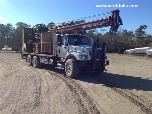 Ingersoll-Rand T2W Drill Rig for Sale