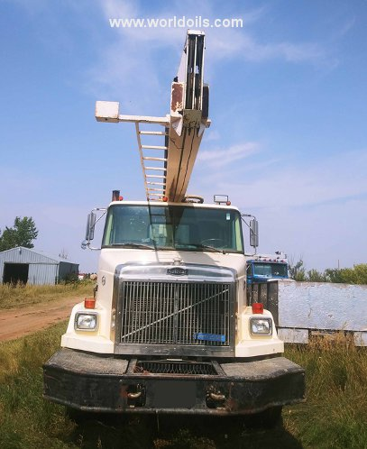 Ingersoll-Rand T2W Drilling Rig - For Sale