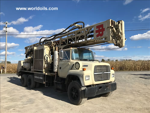 Ingersoll-Rand T3W Drill Rig Drill Rig for Sale