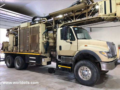 Ingersoll-Rand T3W Drilling Rig - 2004 Built - For Sale