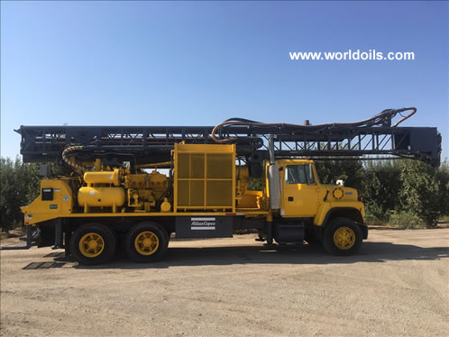 Ingersoll-Rand T3W Drill Rig for Sale