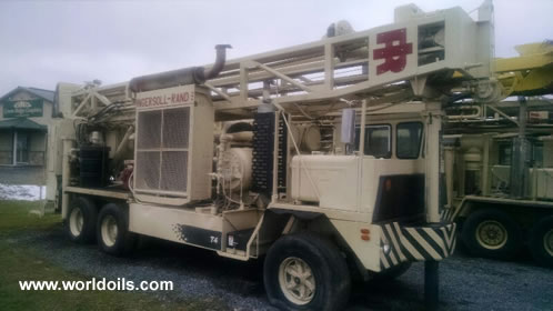 Ingersoll-Rand T4BH (Blast Hole) Drilling Rig for Sale in USA