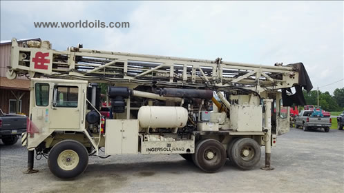 Used Drilling Rig - Ingersoll-Rand T4BH (Blast Hole)