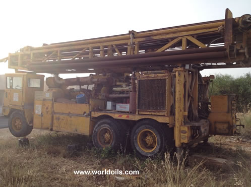 Ingersoll-Rand T4W Built 1978 for Sale