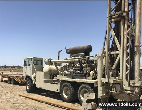 Ingersoll-Rand T4W Drilling Rig - 1981 Built for Sale