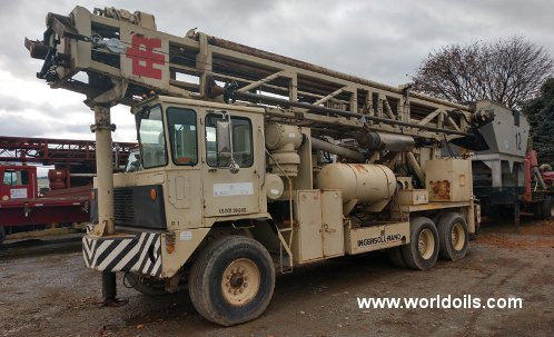 Ingersoll-Rand T4W Drilling Rig - For Sale