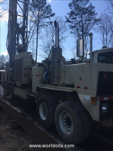 Used Ingersoll-Rand T4W LT Range II Drilling Rig for Sale