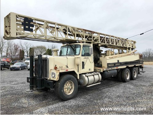 Ingersoll-Rand TH60 Drill Rig for Sale