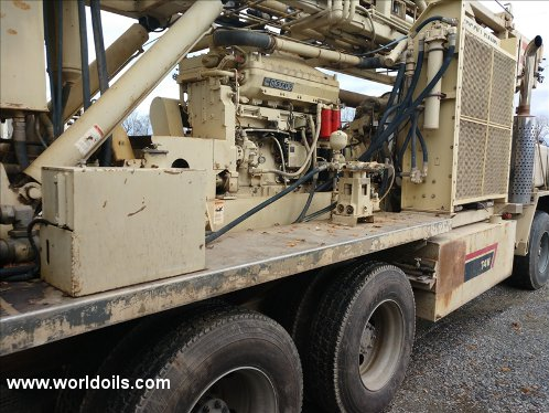 Ingersoll-Rand Used Drilling Rig for Sale