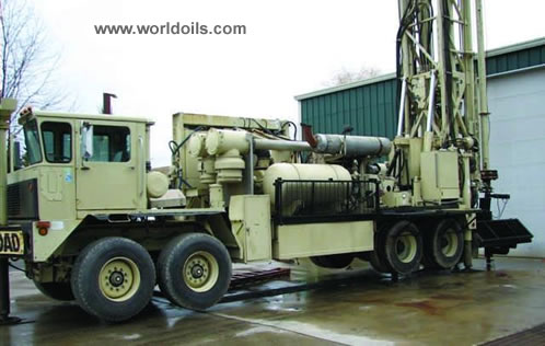 Ingersoll Rand RD20RIII Used Drill Rig for Sale
