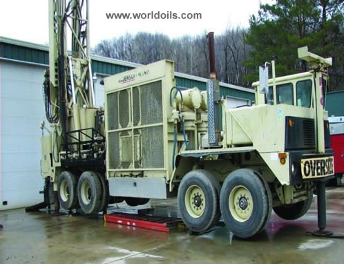 Used Ingersoll Rand RD20RIII Drill Rig for Sale