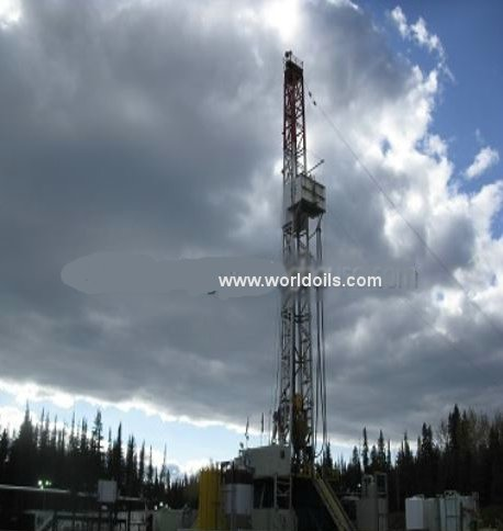 JC 50D SCR Drilling Rig for Sale