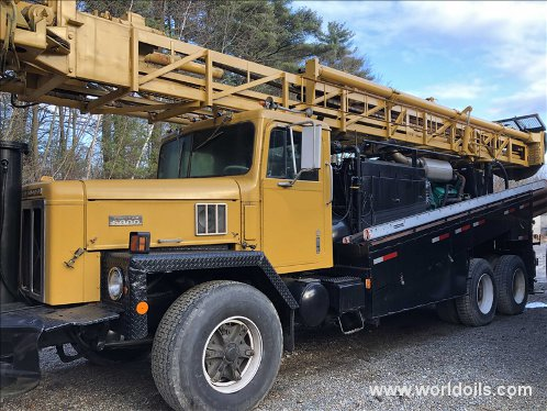Jaswell 1200 Drilling Rig - For Sale
