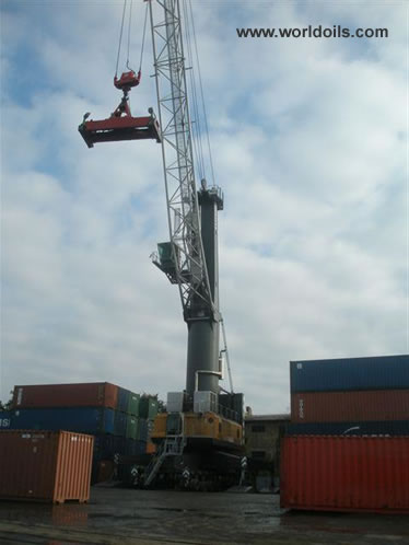 Mobile Harbour Crane for Sale