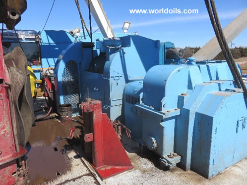 Land Drilling Rig for Sale in USA