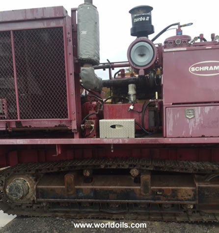 2004 Built Schramm T450BH Crawler Drill Rig for Sale