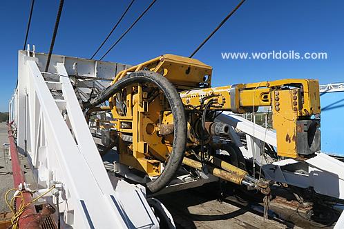 1500HP Lewco/Cameron LDW 750K Rig