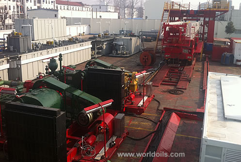 Self propelled and Truck Mounted Drilling Rig for sale