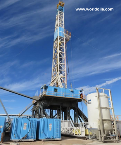 Oilwell E2000 - 2000hp - Land Rig for Sale