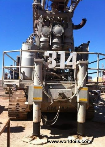 2001 Built Ingersoll-Rand DM-M2 Drill Rig for Sale