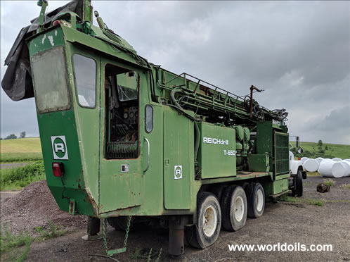 Land Drilling Rig for Sale