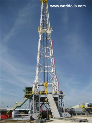Drilling Rig - National 1320 SCR - 2000 hp for sale