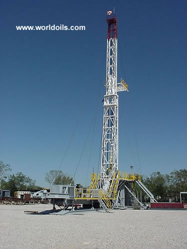 Drilling Rigs for sale or lease