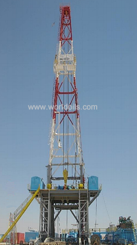 2000HP Electric SCR Rig for sale
