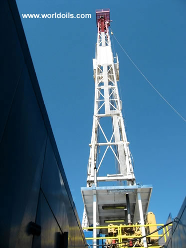 National 370 - Mechanical Drilling Rig - for Sale
