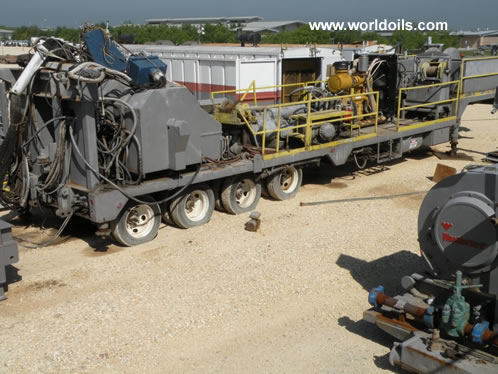 MD Cowan (Rig Tech RT 400B) Drilling Rig - 2008 Built