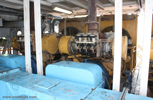 1000hp Box on Box Drilling Rig for Sale