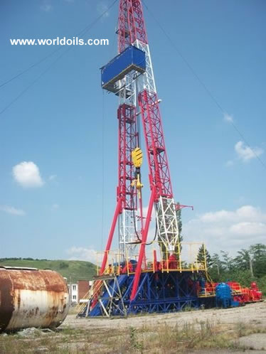 Mechanical Land Drilling Rigs for Sale