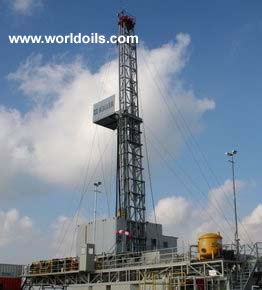 Mechanical Skid Mounted Drilling Rig - 1000hp for Sale