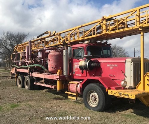 Midway 1500 Drilling Rig for Sale