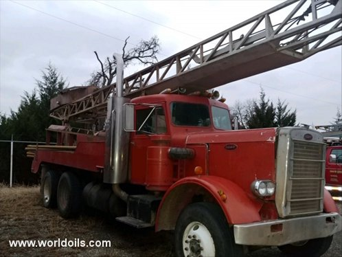 Midway 500 Drilling Rig - For Sale