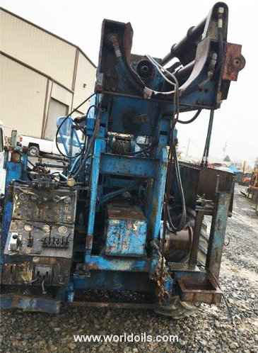 Mobile B-59 Used Land Drilling Rig for sale