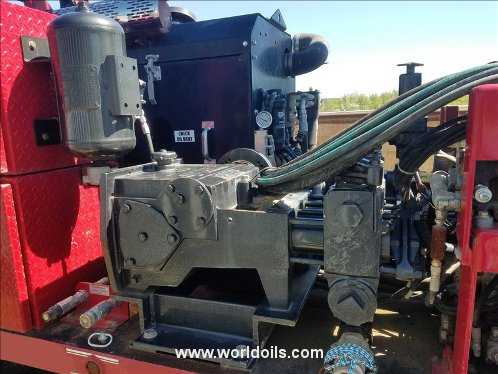 Mobile B37X Crawler Drilling Rig - 2017 Built for Sale