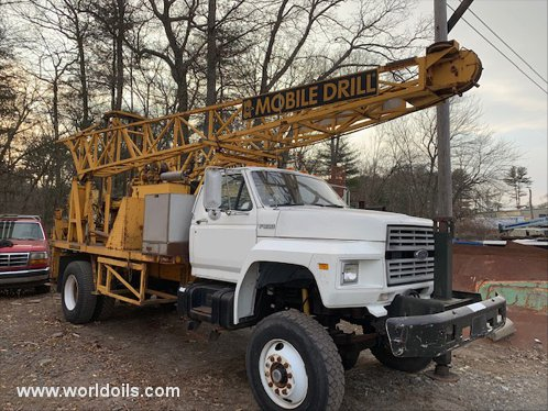 Drilling Rig - Mobile B61 - For Sale