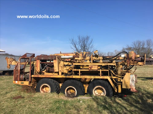 Mobile B63 Drill Rig for Sale