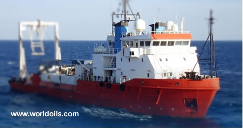 MPP Support Vessel - 1976 Built for Sale