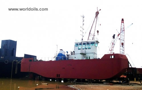 28m Work Boat for Sale