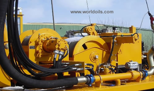 Water Well Drilling Rig - RB 50 T for Sale