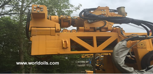 Multipurpose drilling rig for sale