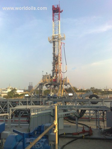 NOV 1000 HP AC/VFD Drilling Rig - For Sale